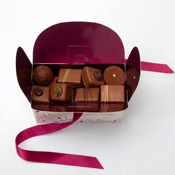Ballotin_Chocolats_Laits_Ganaches-Le_Jardin_des_delices