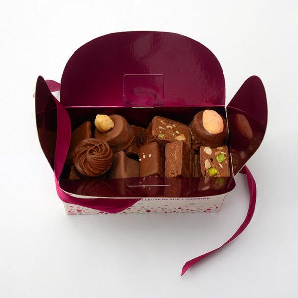 Ballotin_Chocolats_Laits_Pralinés_Jardin_des_delcies